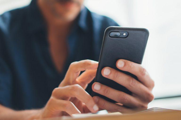 self check-in da smartphone